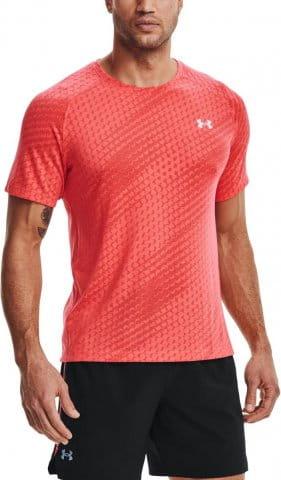 T-Shirt Under Armour UA Streaker Runclipse SS-RED