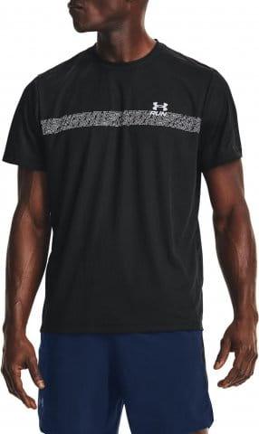 T-Shirt Under Armour UA Speed Stride Graphic SS-BLK