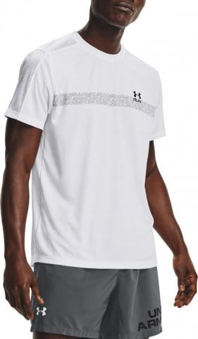 T-Shirt Under Armour UA Speed Stride Graphic SS-WHT