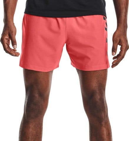 Shorts Under Armour UA SpeedPocket 5 Short-RED