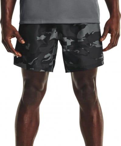Shorts Under Armour UA Speed Stride Print Short-BLK