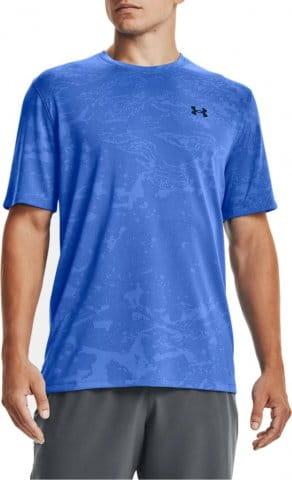 T-Shirt Under Armour UA Training Vent Camo SS-BLU