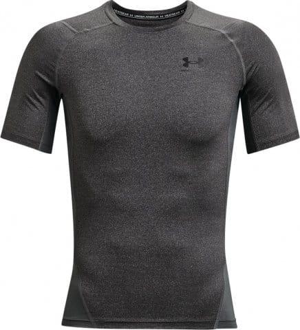 Kompressions-T-Shirt Under Armour UA HG Armour Comp SS-GRY