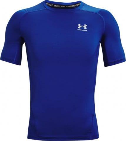 Kompressions-T-Shirt Under Armour UA HG Armour Comp SS-BLU