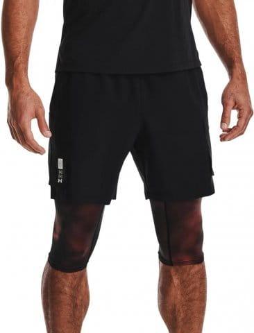 Shorts Under Armour UA Run Anywhere 2N1 Short-BLK