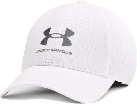 Sapca Under Armour Isochill Armourvent STR-WHT