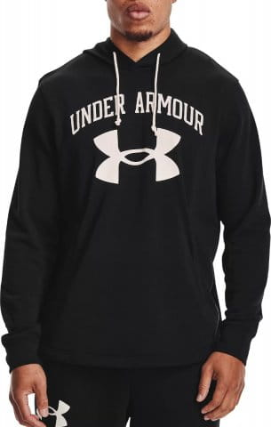 Mikina s kapucňou Under Armour UA RIVAL TERRY BIG LOGO HD