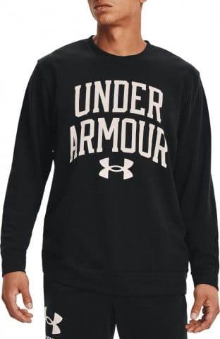 Under Armour UA RIVAL TERRY CREW-BLK Rövid ujjú póló
