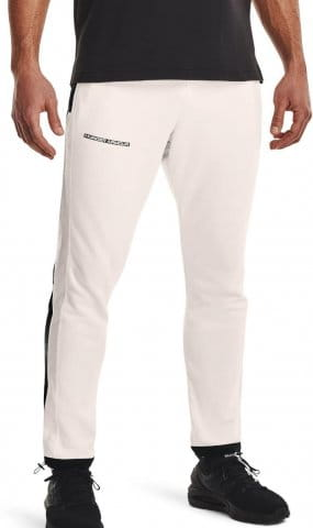 Under Armour UA RIVAL TERRY AMP PANT-WHT Nadrágok