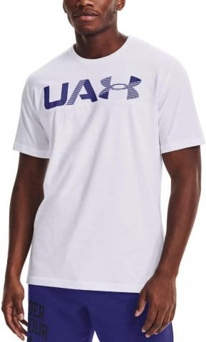 Under Armour UA PERFORMANCE APPAREL SS-WHT Rövid ujjú póló