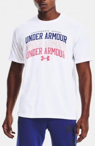 Pánské volnočasové tričko s krátkým rukávem Under Armour Multi Color Collegiate
