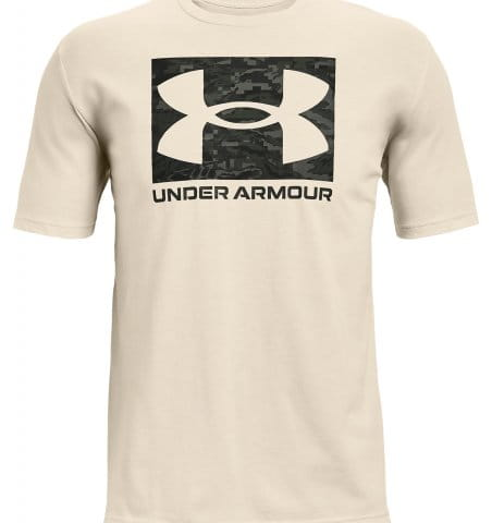 Under Armour UA ABC CAMO BOXED LOGO SS TEE Rövid ujjú póló