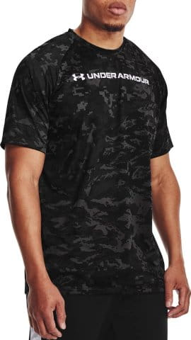 T-Shirt Under Armour UA TECH ABC CAMO SS