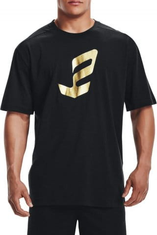 Pánské volnočasové tričko s krátkým rukávem Under Armour Embiid Gold Mine