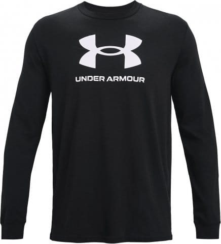 Pánské triko s dlouhým rukávem Under Armour SPORTSTYLE LOGO