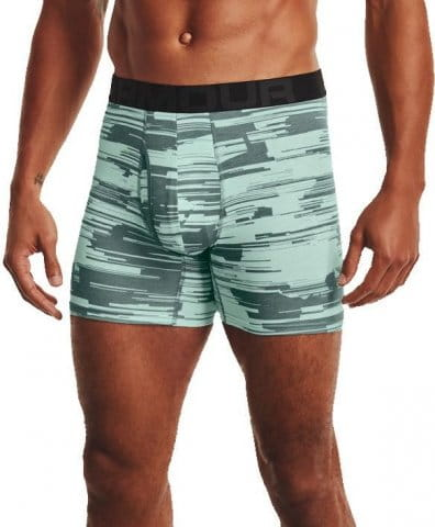 Boxershorts Under Armour UA CC 6in Novelty 3 Pack