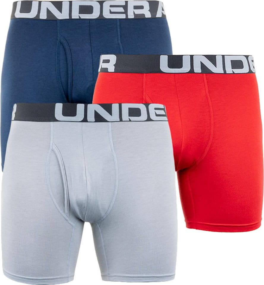 Boxerky Under Armour Charged Boxer 3in 3er Pack