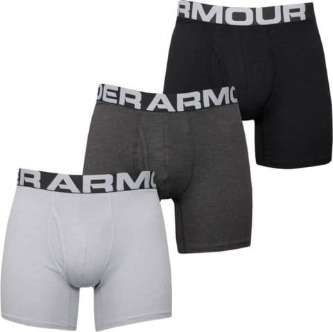Pánské boxerky Under Armour Charged Cotton (3 kusy)