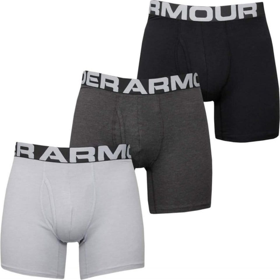 Under Armour Charged Boxer 6in 3er Pack Boxeralsók