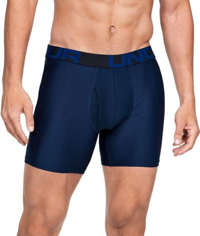 Under Armour UA Tech 6in 3 Pack Boxeralsók