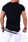 Camiseta Nebbia Nebbia Be rebel Top