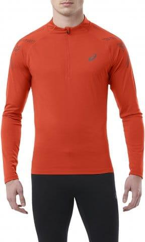 Long-sleeve T-shirt Asics ASICS STRIPE 1/2 ZIP - Top4Running.com