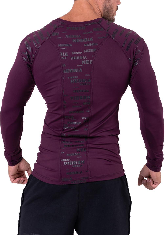 Long-sleeve T-shirt Nebbia NEBBIA Hero