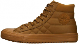 converse chuck taylor all star boot pc brown