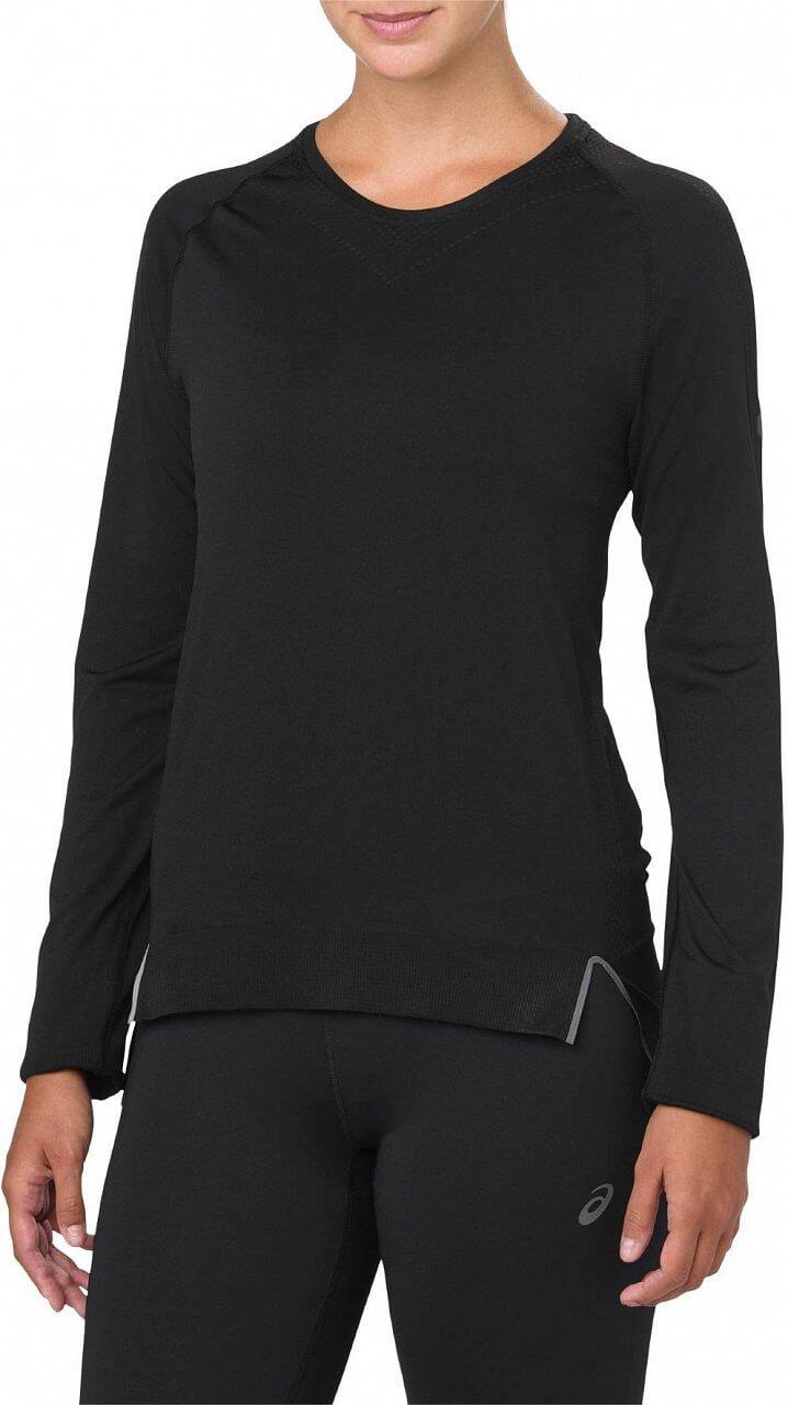 Dámské běžecké tričko s dlouhým rukávem Asics Seamless