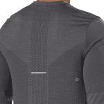 Pánské běžecké tričko s dlouhým rukávem Asics Seamless