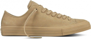converse chuck taylor as ii low sneaker khaki