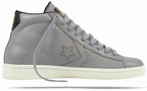 Incaltaminte Converse pro leather mid sneaker