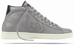 pro leather mid sneaker