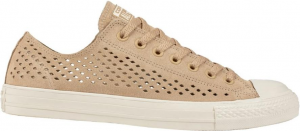 chuck taylor as perf suede sneaker