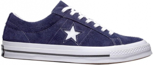 one star ox sneaker lila