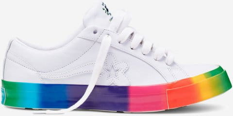 Tenisky Converse X Golf Le Fleur OX Rainbow
