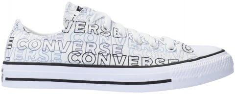Converse Converse Chuck Taylor AS OX Weiss Schwarz F102 Cipők