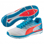 Běžecké boty Puma Speed 300 IGNITE white-atomic blue-red b