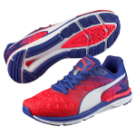 Běžecké boty Puma Speed 300 IGNITE Wn Red Blast-Royal Blue
