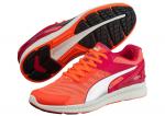 Běžecké boty Puma IGNITE v2 Wn s rose red-fluo peach-