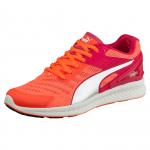 Běžecké boty Puma IGNITE v2 Wn s rose red-fluo peach- – 5