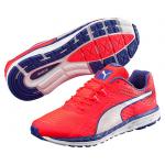 Běžecké boty Puma Speed 500 IGNITE Wn Red Blast-Royal Blue