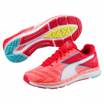 Běžecké boty Puma Speed 300 S IGNITE Wn Poppy Red-Nrgy Pea