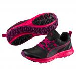 Běžecké boty Puma Essential Trail Wn s Black-Love Pot