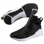Běžecké boty Puma Fierce Strap Swirl Wn s Black-