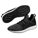 Mega NRGY Knit Wn s Black-Asphalt