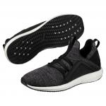 Běžecké boty Puma Mega NRGY Knit Wn s Black-Asphalt