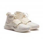 Běžecké boty Puma The Trainer Hi by Fenty Whisper White-Wh