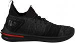 Bežecké topánky Puma IGNITE Limitless SR evoKNIT Black