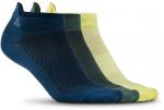 Ponožky Craft CRAFT Shaftless 3-pack